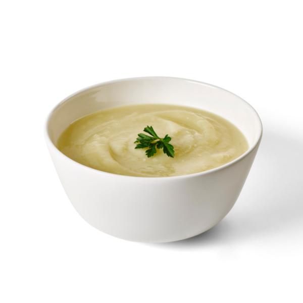 Leek Puree Soup