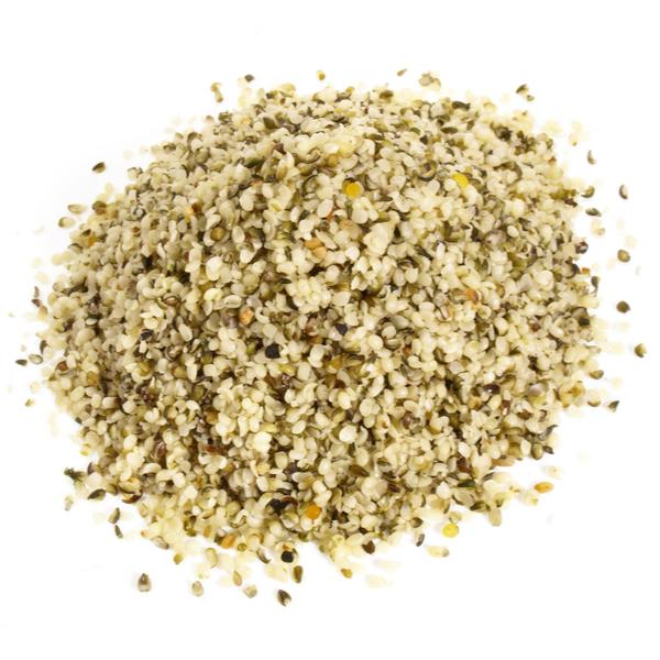 Peeled Hemp Seed