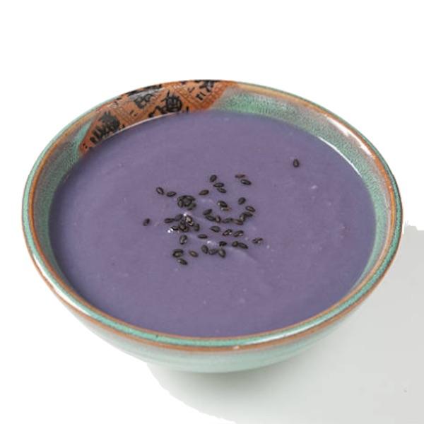 Purple.potato.soup